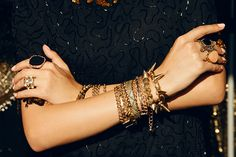 Finger-rings-knuckle-rings-layered