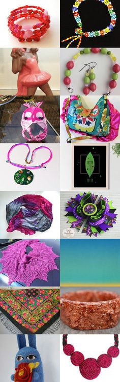 Be Bold! by Erinn LaMattery on Etsy--Pinned+with+TreasuryPin.com