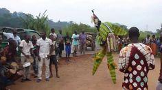 Stilt man, West Africa - African Trails #africatours #africatravel