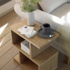 content by conran balance side table