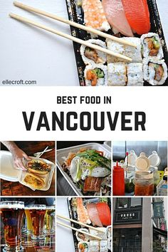 Where to eat in Vanc