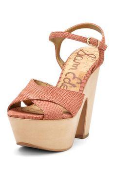 Sam Edelman Corbin Platform Sandal