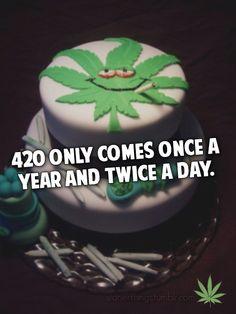 Weed Smokers Cake Cakes Pinterest