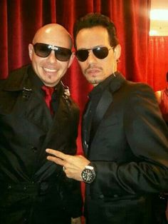 Pitbull & Marc Anthony