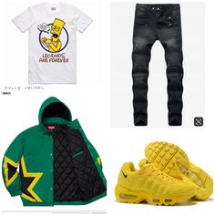 Best clothes for teens style green jacket ideas Trendy Outfits For Teens, Dope Outfits For Guys, Swag Outfits Men, Trendy Clothes For Women, Nike Outfits, Tomboy Outfits, Teen Fashion, Fashion Outfits, Rah Fashion