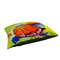 Thumbprintz Basketball Slam Dunk Indoor/ Outdoor Pet Bed