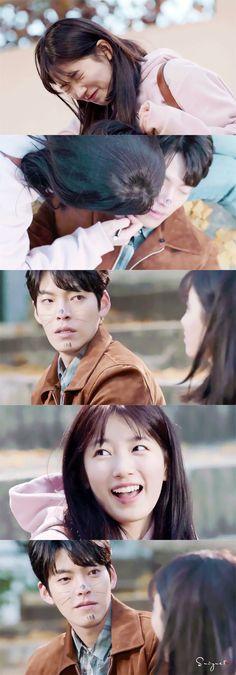 * Uncontrollably fond ^^ so cute woo bin Suzy Drama, Drama Fever, Top Korean Dramas, Korean Drama Movies, Kim Woo Bin, Bae Suzy, Uncontrollably Fond Korean Drama, Live Action, Best Kdrama