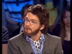 Jonathan Lambert et Zazie - On n'est pas couché 9 février 2008 #ONPC