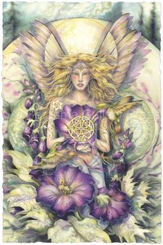 Faith... Opens The Door - Artist Jody Bergsma (www.bergsma.com)