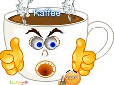 6197895_a45a9.gif (500×374) Good Morning Gif, Morning Coffee, Coffee Time, Epic Pictures, Pretty Pictures, Viernes Gif, Emoticons, Smileys, Emoji Love