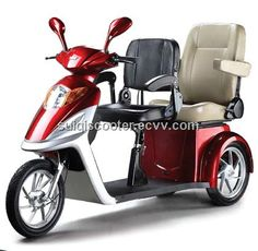 60v 800w elektromobil allen 3 seniorenmobil dreirad. Black Bedroom Furniture Sets. Home Design Ideas