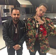 Nick Bhindi & Chris Brown                                                                                                                                                                                 More