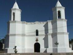 Iglesia de Aconchi Sonira .