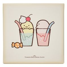 すみっコぐらしアートボード(タピオカドリンク) Kawaii Doodles, Kawaii Chibi, Cute Doodles, Cute Chibi, Kawaii Cute, Kawaii Anime, Cute Animal Drawings Kawaii, Cute Food Drawings, Kawaii Drawings