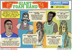 Strange Grooming Isn't New To The NBA Draft #NBA #Draft