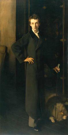 W. Graham Robertson by John Singer Sargent, 1894