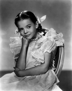 Natalie Wood was born Natalia Nikolaevna Zakharenko to Russian emigres. She played a major role in the Christmas classic 'Miracle on 34th Street' when she was only eight. If I recall correctly she was cast in 'The Ghost and Mrs. Muir' the same year.