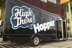Dating app for pot lovers launches hotbox party bus in Denver High Therea dating app for weed smokers is launching a new feature called The Hopper a mobile party bus that can be summoned on demand by Denver-area stoners looking to smoke in public legally. With a driver weed culture may finally expand beyond Cheetos-stained couches and video game binges of pop lore.  The 20-person limo-style hotbox is roaming the streets of the Mile-High City starting today and has plans to travel to other…