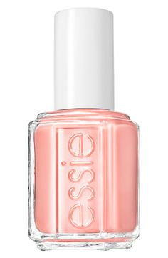 Essie's new wedding-themed collection. Adorable names like 'She Said Yes' and 'Meet The Parents.'