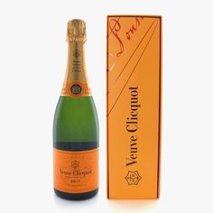 veuve clicquot champagne | Veuve Clicquot Brut Carte Jaune : Veuve Clicquot - Champagnes Brut ...