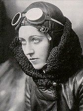 The incomparable Amy Johnson
