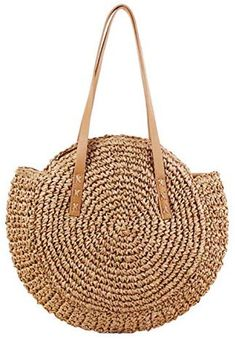 Beach Straw Shoulder Bag Handbag Shopper Tote Purse Satchel -Women Summer Round Beach Straw Shoulder Bag Handbag Shopper Tote Purse Satchel - 1 million+ Stunning Free Images to Use Anywhere Woven Beach Bags, Beach Tote Bags, Woven Bags, Straw Beach Bags, Crossbody Bags For Travel, Tote Purse, Shopper Tote, Satchel Bag, Travel Tote