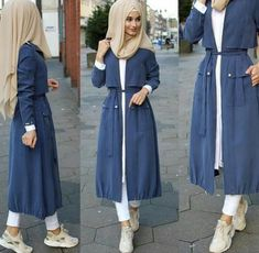 "Suchergebnisse für ""hijab is my diamond"" – Anzahl Bilder von … - Pin Store Hijab Outfit, Hijab Style Dress, Hijab Chic, Islamic Fashion, Muslim Fashion, Modest Fashion, Fashion Dresses, Street Hijab Fashion, Abaya Fashion"