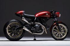 Ducati Scrambler 400 Cafe Racer by Eastern Spirit Garage