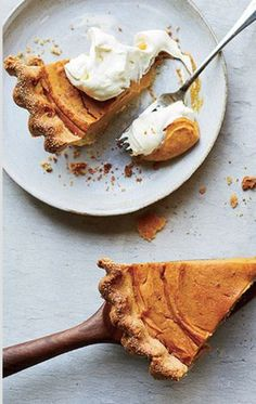 Forget the marshmallow topping. This is officially our new favorite pie recipe.