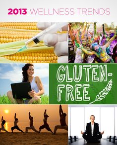 Wellness Trends for 2013
