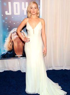 Jennifer Lawrence----À la Première de Joy à New York le 13 décembre 2015.