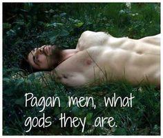 Pagan men...