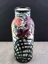 schöne alte Vase Schramberg Keramik