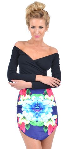 Flower Bomb Skirt delivered right to your door Australia Wide