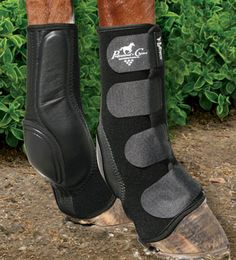Professional's Choice Professionals Choice Equine Ventech Slide Tec Skid Rear Leg Boot, Pair for sale online Horse Boots, Horse Tack, Used Saddles, English Saddle, English Horses, Boots Store, Six Month, Natural Leather, Hunter Boots