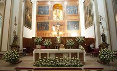 Boda Iglesia de Santo Domingo de Floristería Fernando | Foto 12