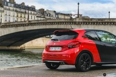 Peugeot 208 gti sport elle sort les griffes