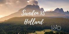 Studije Švedska ili Holandija INFOGRAFIK