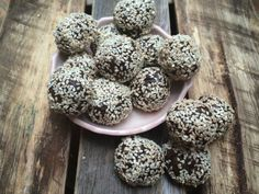 iron rich bliss balls