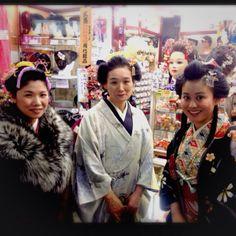 Asakusa Tokyo Komachi hair   https://www.facebook.com/jige.yui