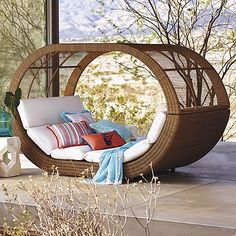 Cozumel Daybed with Cushions