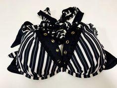 Mercalli-【New】 dia Show Stripe Stripe 【Camisole】 (¥ 2,200) Used and unused flea