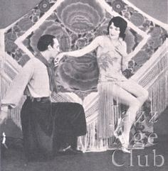 Fowler and Tamara - Jazz Age Club Spanish Dance, Ballroom Dancing, Jazz Age, America, Club, London, Painting, Inspiration, Image