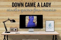 Down Came a Lady #kodaly #orff #generalmusic