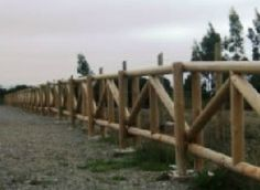 Cercos de madera — Comprar Cercos de madera, Precio de , Fotos de ...