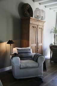Beautiful pine furniture in an interior today...