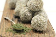 Spirulina Protein Power Balls