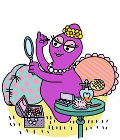barbabelle Vintage Cartoon, Cute Cartoon, Super Princess Peach, Walt Disney, Dream Catcher Craft, Adventure Time Marceline, 80 Cartoons, Cartoon Sketches, Junk Art