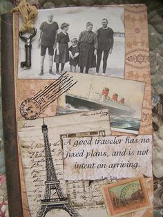 Altered/Collage Journal