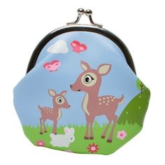 Woodland Coin Purse Bobble Art, Gifts For Girls, Bag Accessories, Toddler Girl, Woodland, Coin Purse, Wallet, Purses, Baby